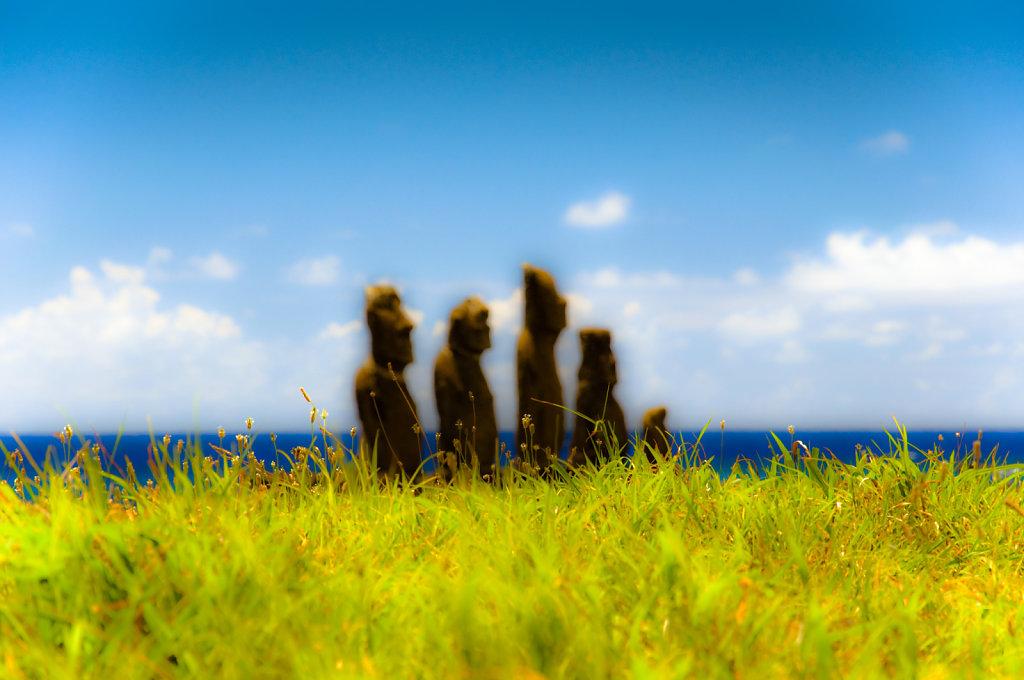 Hanga Roa  |  Easter Island  |  2009