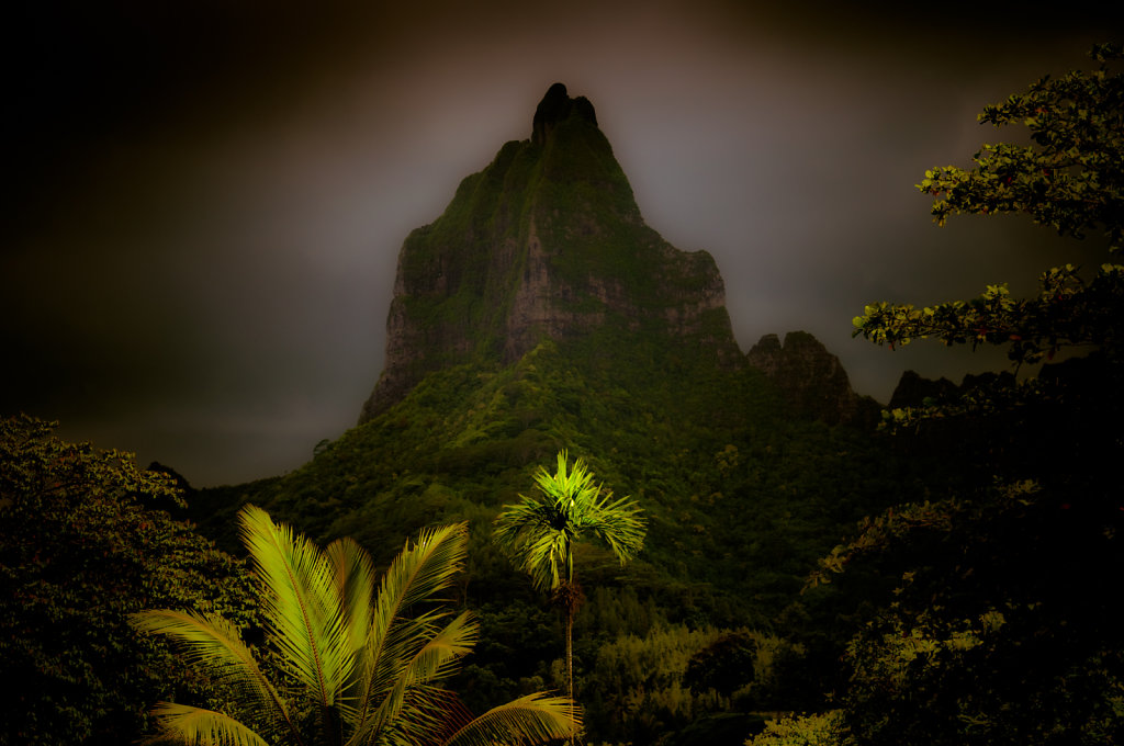 Moorea  |  French-Polynesia  |  2009
